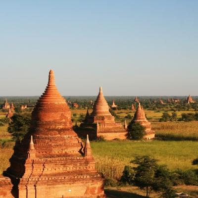 Rondreis Myanmar, 15 dagen
