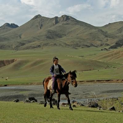 Rondreis Mongolië, 18 dagen kampeer- gerreis