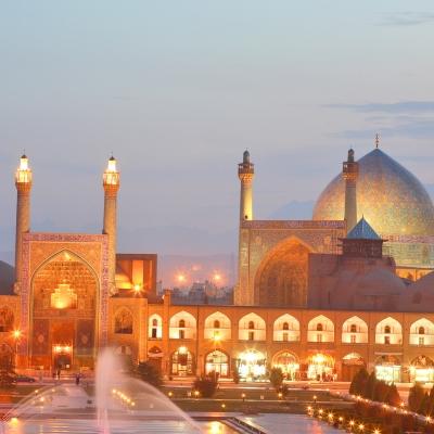 Van Shiraz naar Tasjkent, 21 dagen